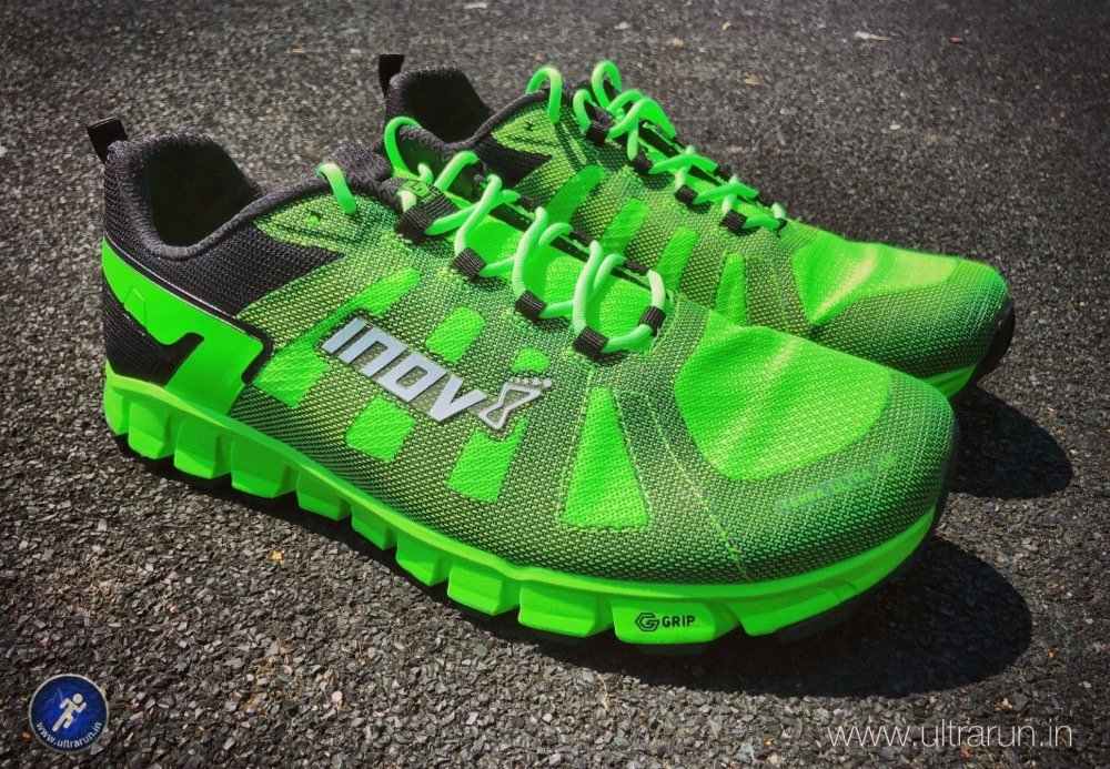 The new Inov-8 TERRAULTA G 260 Graphene