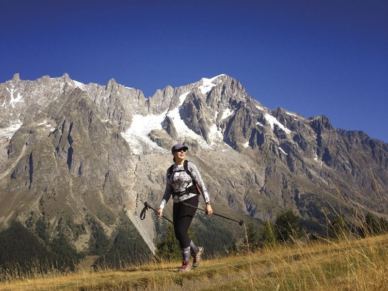 Trail Running in Chamonix and The Mont Blanc Region