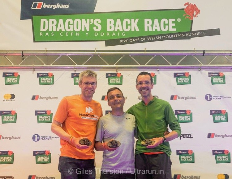 Dragons Back 2019 / Day Five: Giles, Carmine and Stuart - The Norfolk Dragon Slayers!