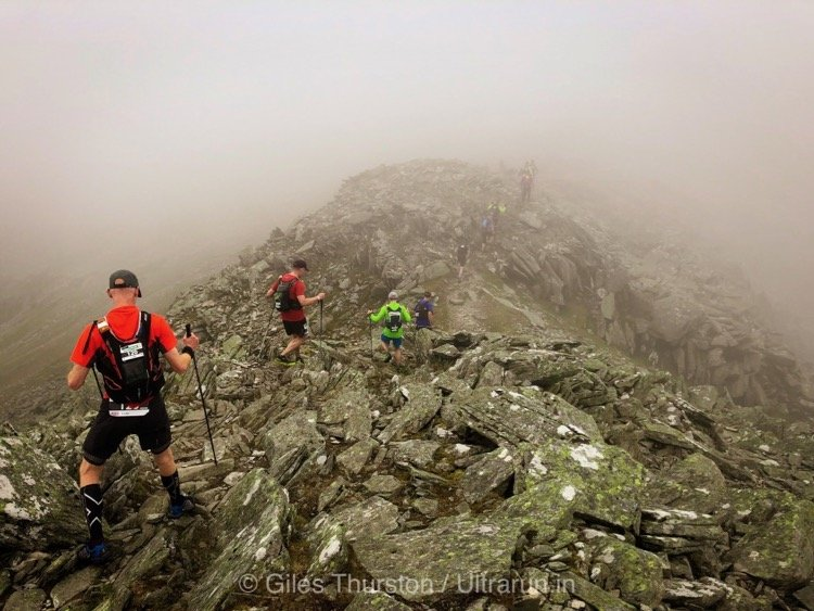 Dragons Back 2019 / Day One: Rocky Traverse in The Carneddau