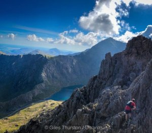 Dragons Back 2019 / Day One: Jez on The Crib Goch Traverse with Snowdon Beyond