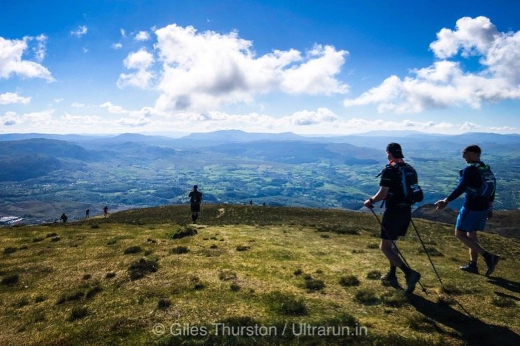 Dragons Back 2019 / Day Two: Descent from Moelwyn Mawr