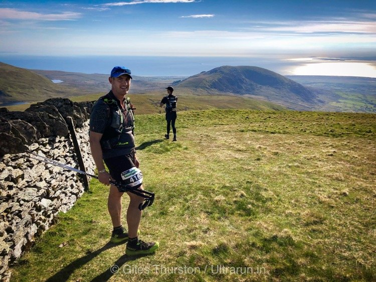 Dragons Back 2019 / Day Two: Jez on The Final Summit of The Day