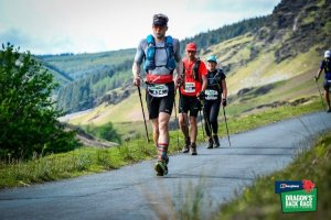 Dragons Back 2019 / Day Four: The Pain of The Road Descents