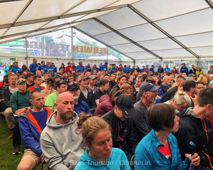 Dragons Back 2019: Race Briefing