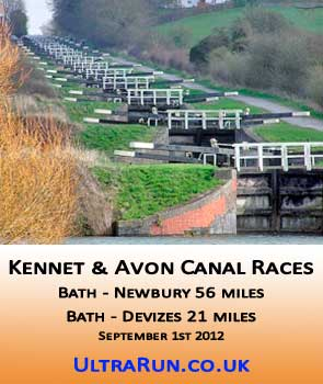 Kennet and Avon canal races