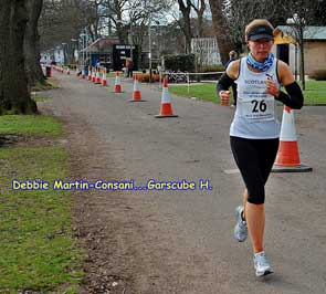 Grand Union Canal 2012 – Debbie Martin-Consani Sets New Course Record