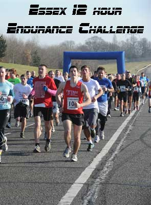 Essex 12 Hour Endurance Challenge 2013