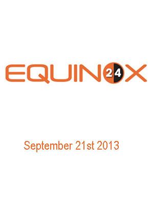 New Ultra: Equinox24 2013