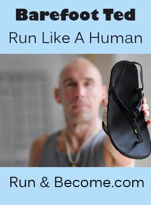 Barefoot Ted – Run Like A Human