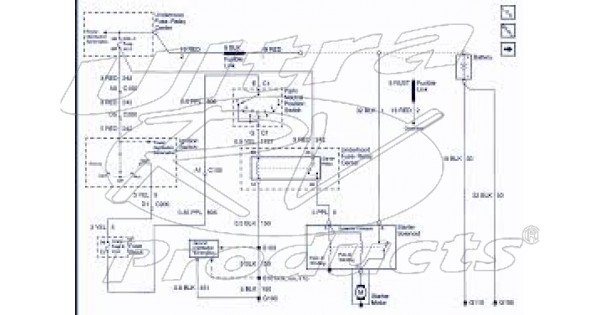 2003 Workhorse W20-W22 Wiring Schematic Download