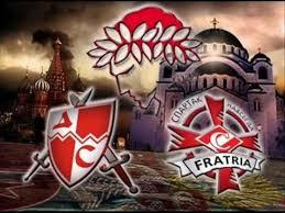 The Orthodox Brothers Gate 7 Delije Fratria Ultras Bible