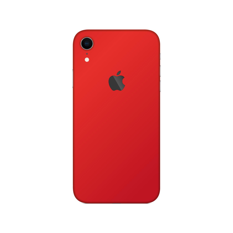 Apple iPhone XR Matt Series Vinyl Skin Wrap