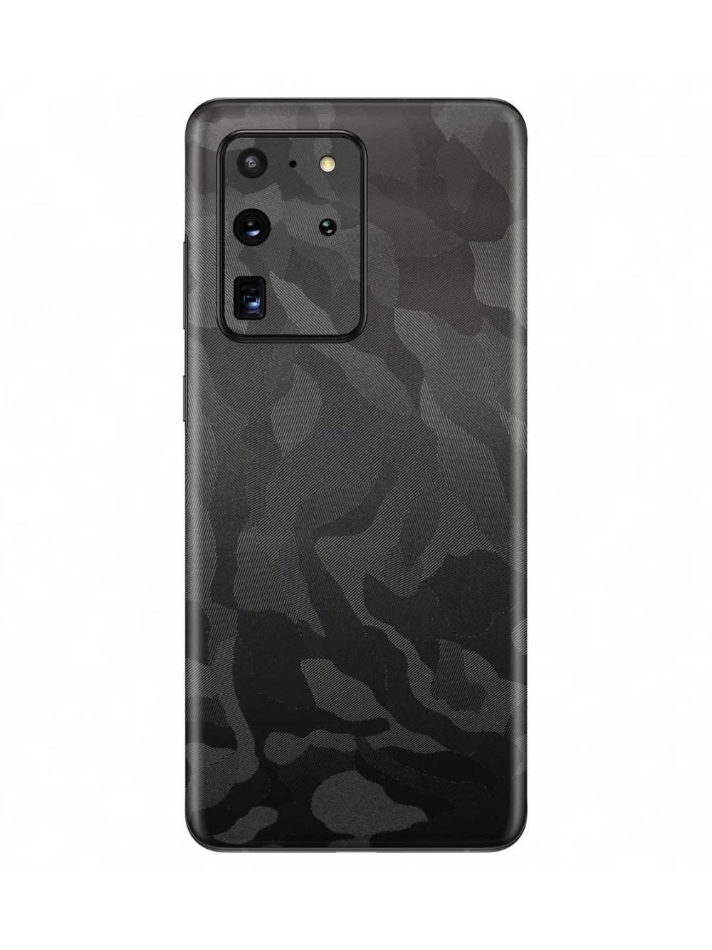 3M Black Camo Shadow Skin for Samsung Galaxy S20 Ultra
