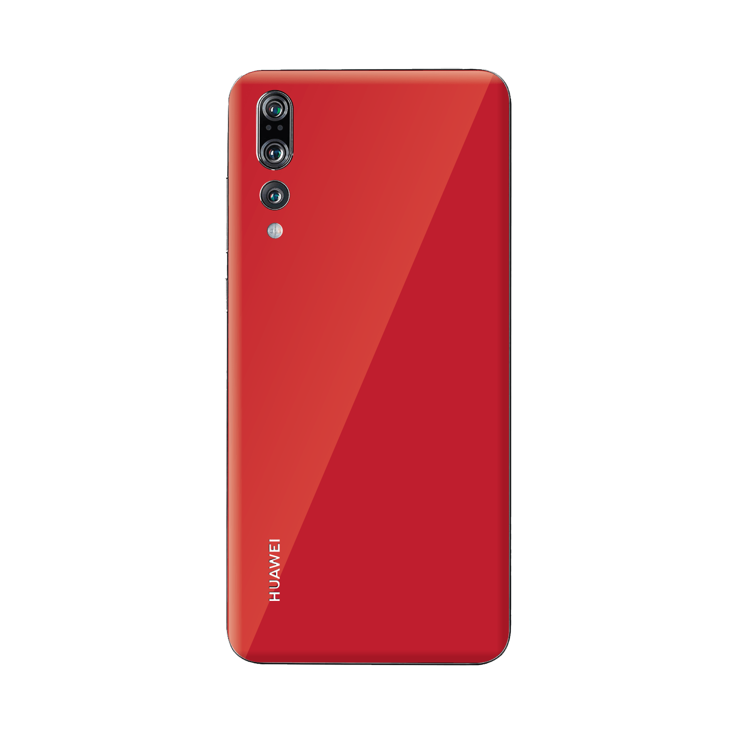 Gloss red skin for Huawei P20 Pro