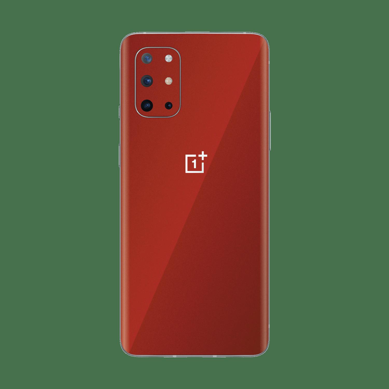 Vengeance Red Metallic Glossy Skin for OnePlus 8T