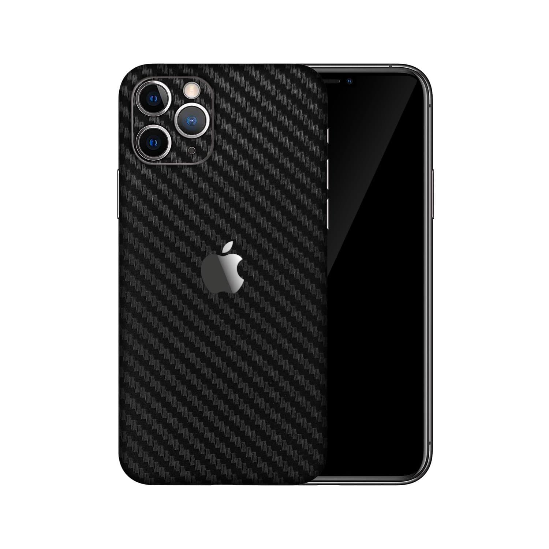 Apple iPhone 11 Pro Max CARBON FIBRE Vinyl Skin Wrap