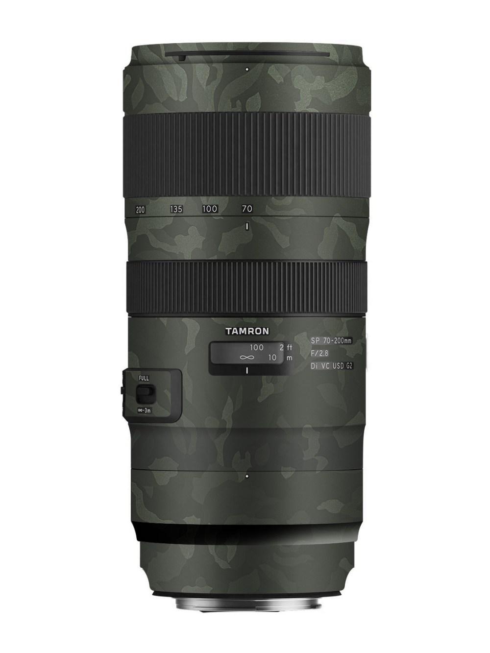 Tamron SP 70-200 F2.8 Lens Skin Wrap