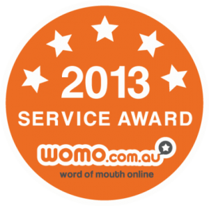 Ultra Tint Gold Coast - Customer Service Award