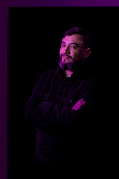 Diego Rodriguez - Ultravioleta
