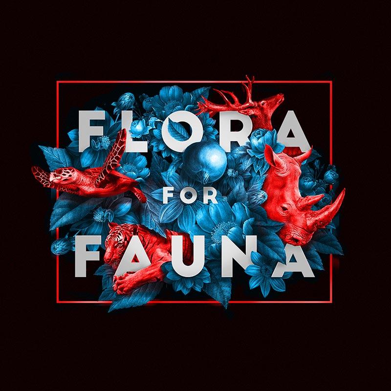 flora for fauna UV ultravioleta