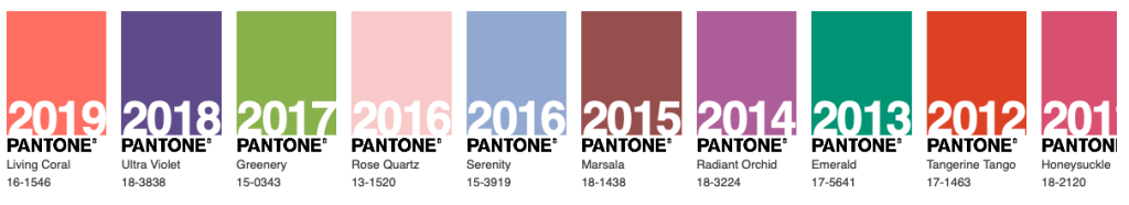 PANTONE 19-4052 Classic Blue Ultravioleta 2