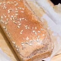 Chleb pszenno-orkiszowy na drożdżach