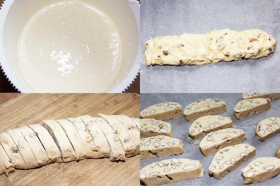Cantucci - klasyczne włoskie ciasteczka