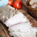 Schab do kanapek – gotowany w zalewie