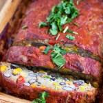 Pieczeń z mięsa mielonego po meksykańsku