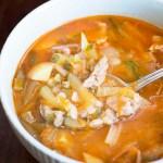 Rassolnik – rosyjska zupa ogórkowa