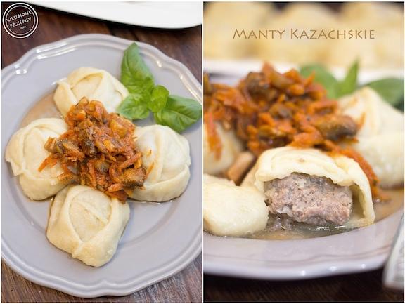 Manty po kazachsku