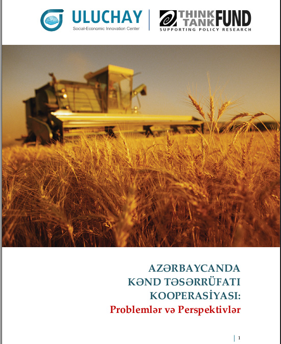 Agriculture cooperatives in Azerbaijan
