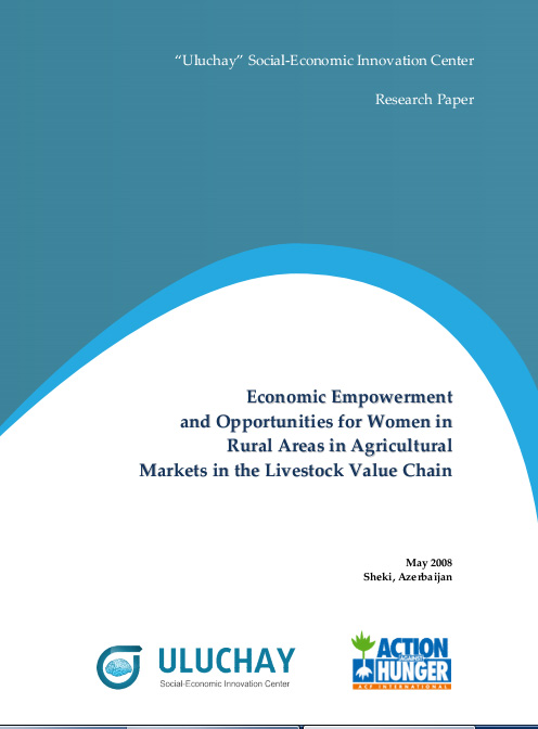Women Economic Empowerment in agriculture