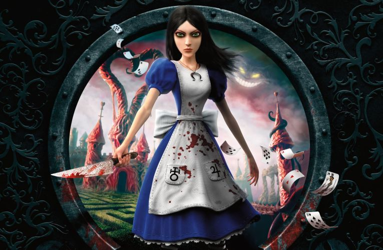 American McGee is making a proposal for Alice 3