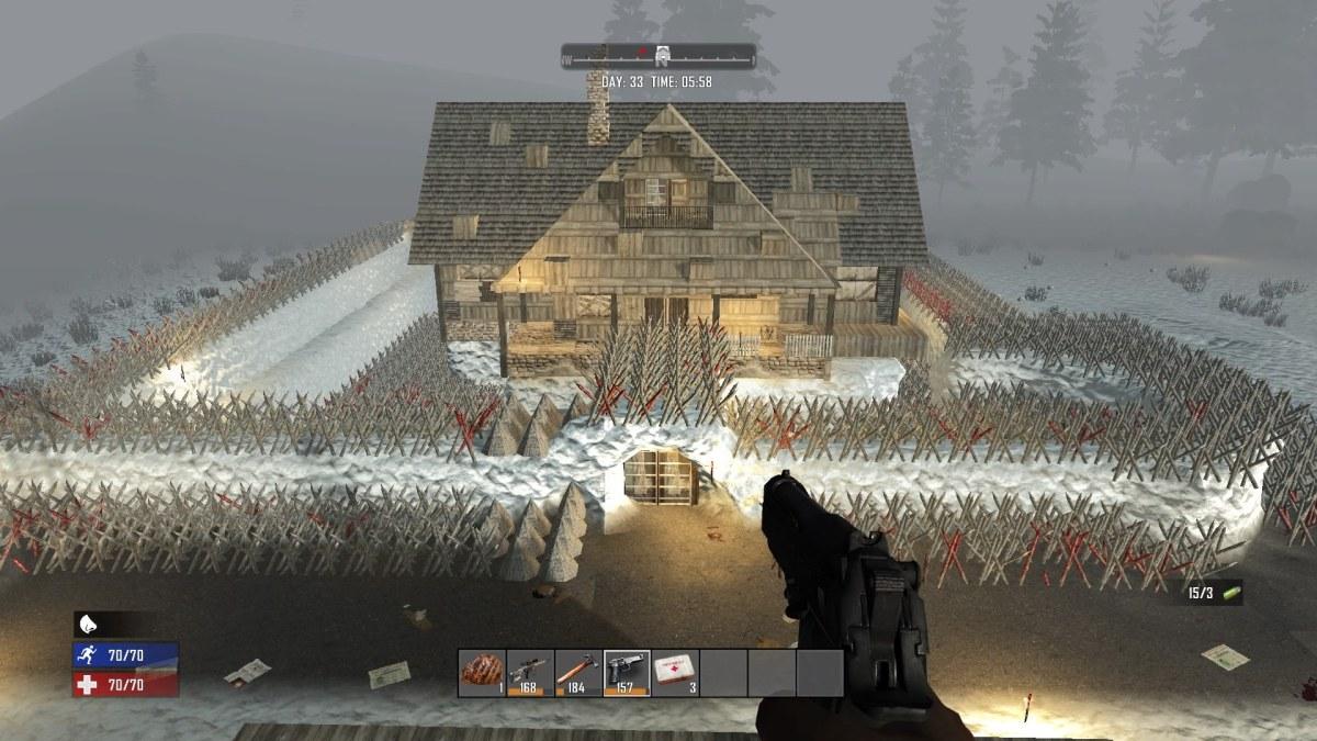 7 days to die gameplay