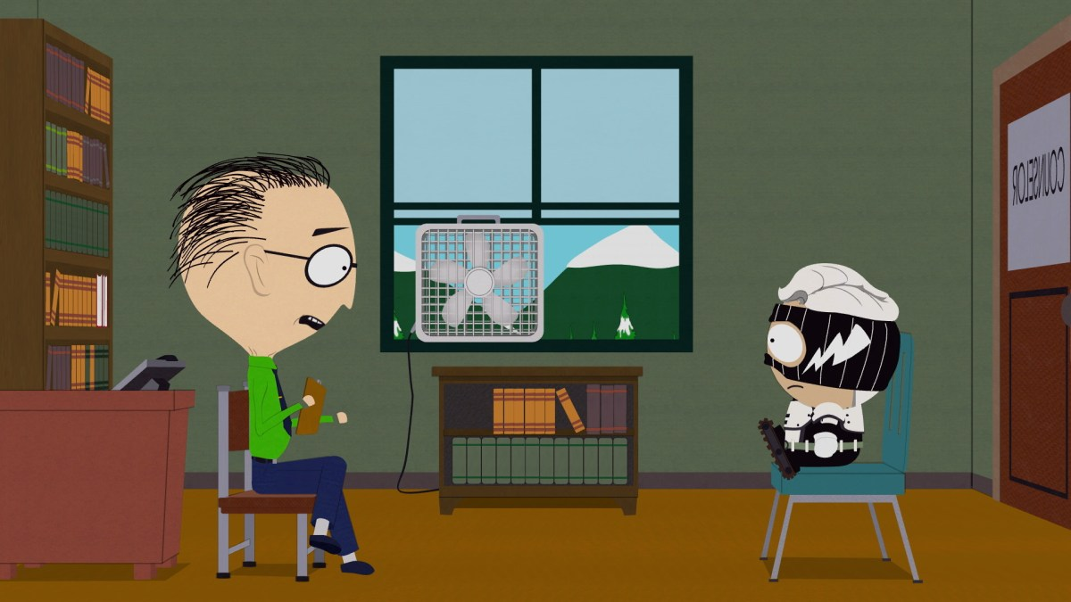 South Park: The Fractured but Whole - The Talk