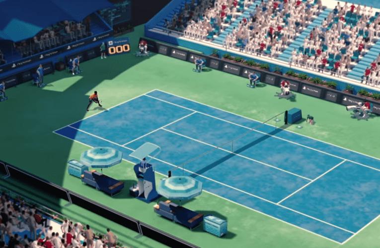 PGW 17 – Tennis World Tour