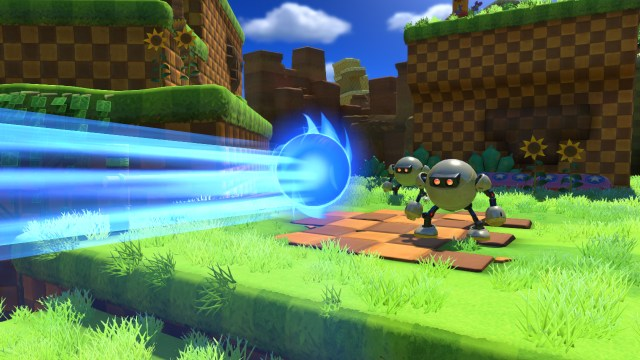 Sonic Forces - Modern Sonic