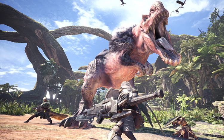 A second Beta coming for Monster Hunter: World