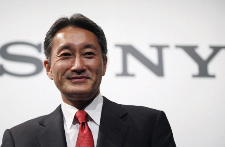 Kaz Hirai is no longer CEO of Sony