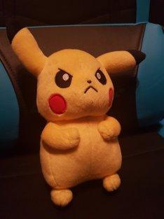 Bad Pikachu!!