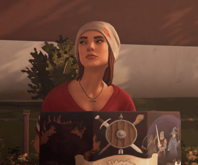 Life is Strange - Before the Storm - Steph DnD