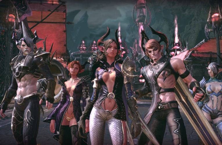 A closer look at TERA's console features