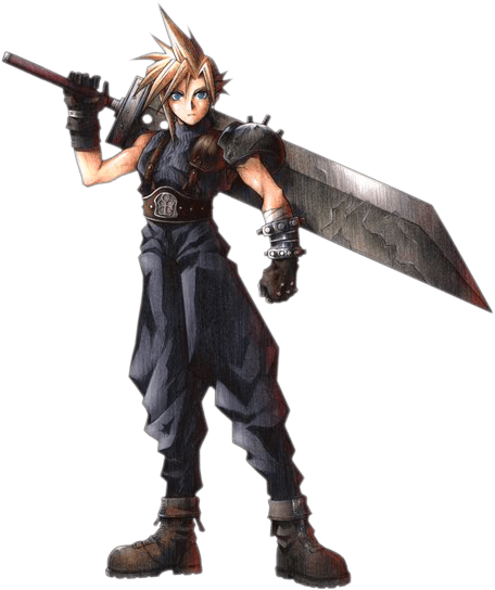 Cloud - FFVII