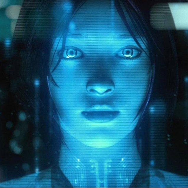 Cortana halo 5