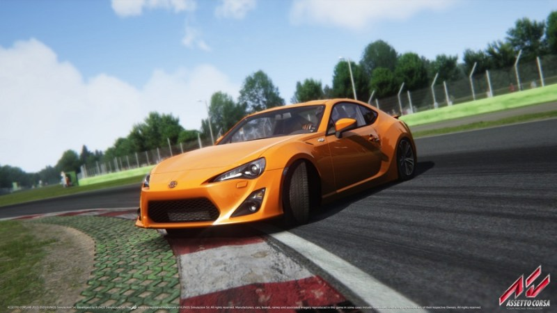Assetto Corsa FRS