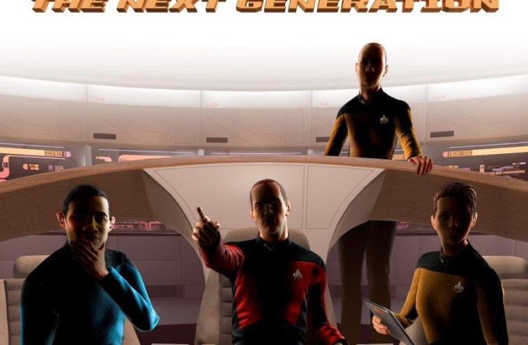STAR TREK: BRIDGE CREW BRINGS THE NEXT GENERATION TO LIFE IN NEW EXPANSION