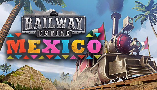 Railway Empire gets DLC