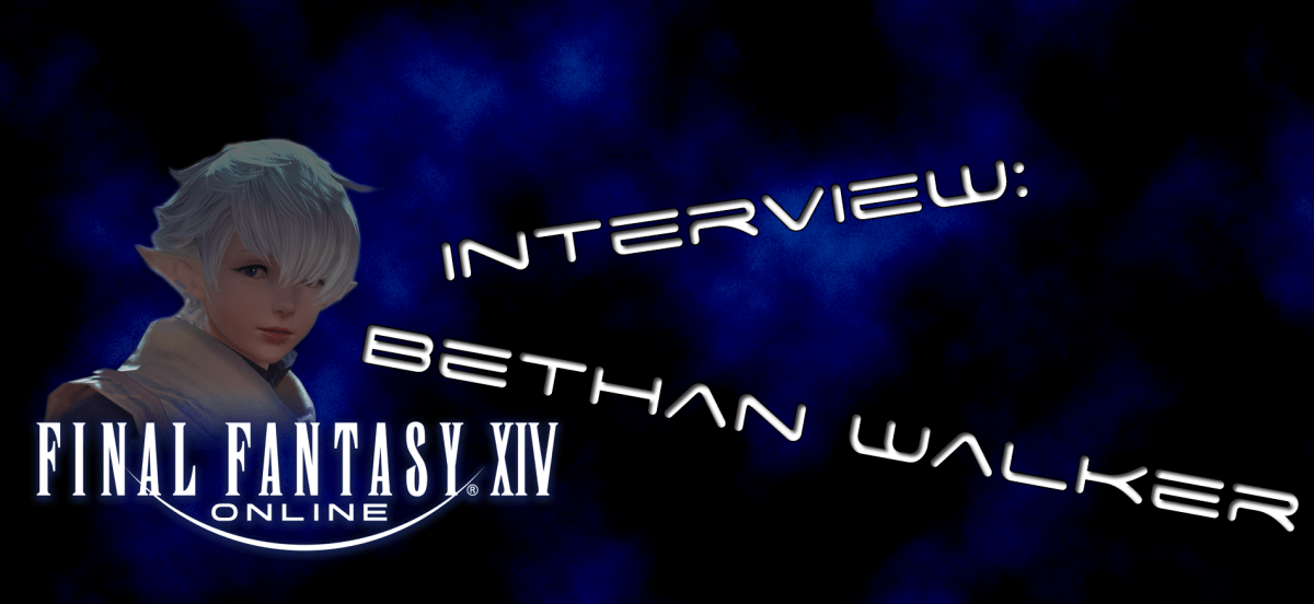 Interview - Bethan Walker